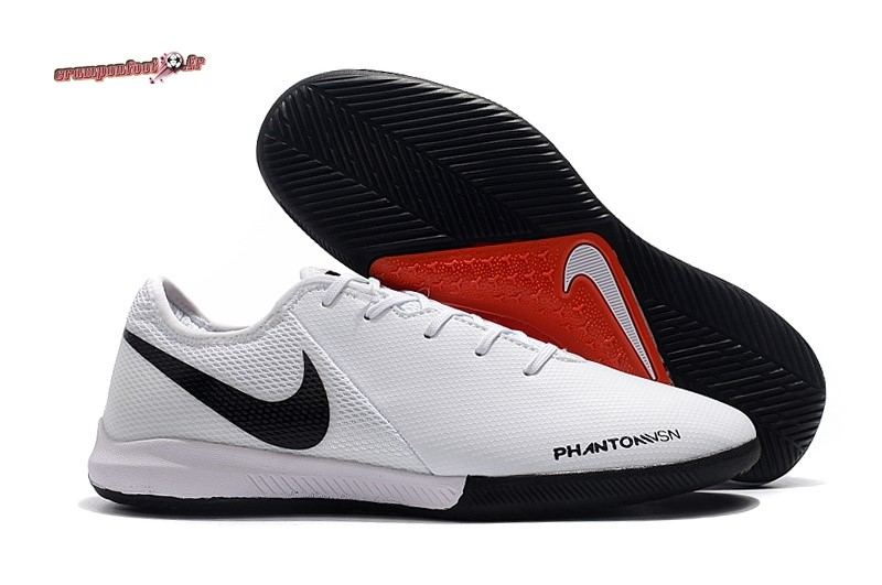 Remise Chaussure Nike Phantom VSN Academy IC Blanc - Chaussures de Foot