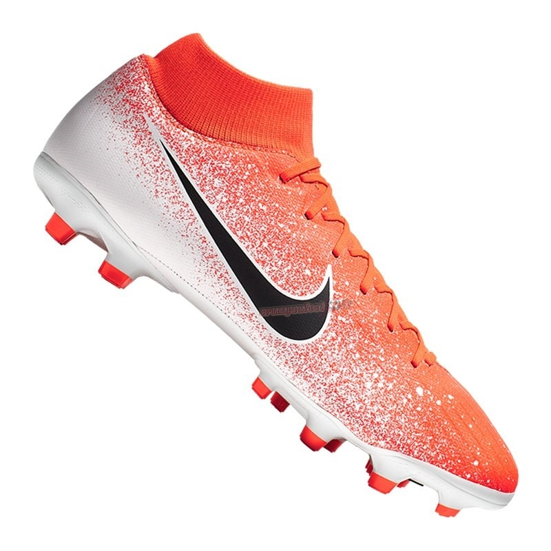 Hot Chaussure Nike Mercurial Superfly VI Academy MG Orange En Ligne