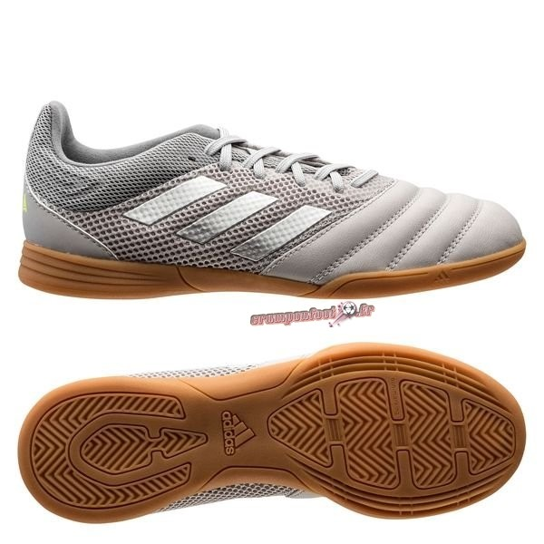 Trouver - Chaussure Adidas Copa 20.3 Sala IN Encryption Gris Brun Pas Cher