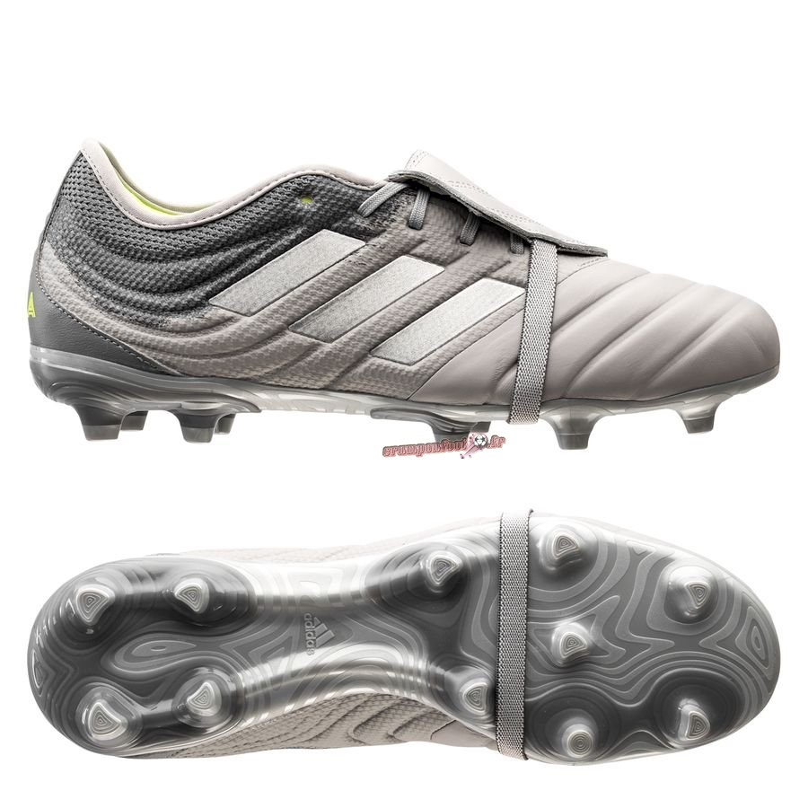 Trouver - Chaussure Adidas Copa Gloro 20.2 FG/AG Encryption Argent En Solde