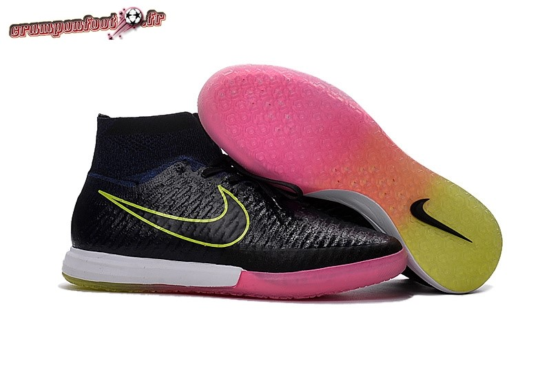 Buy Chaussure Nike MagistaX INIC Noir Rose Pas Cher