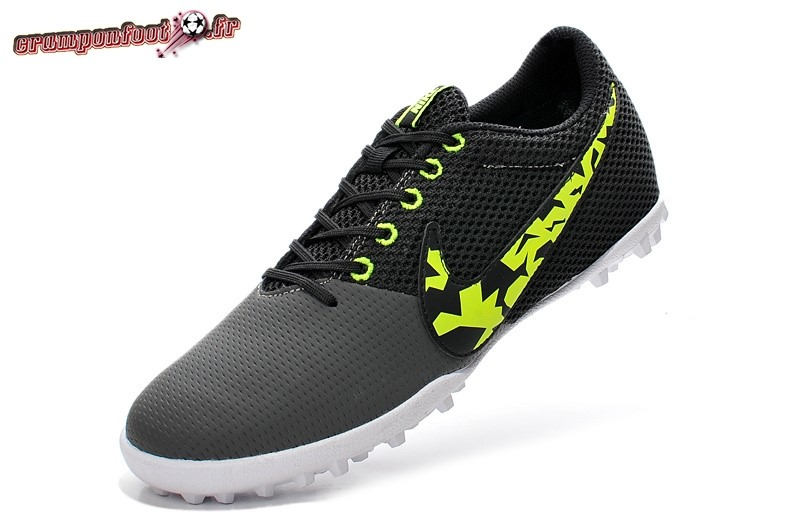 a9d518896a3 Gris Chaussure Promo Elastico Tf Nike Iii Noir Pro Foot 66w8qRH