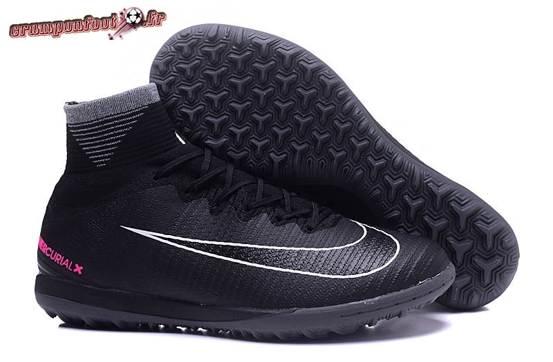 Nouvelle Chaussure Nike MagistaX Proximo II TF Noir En Solde