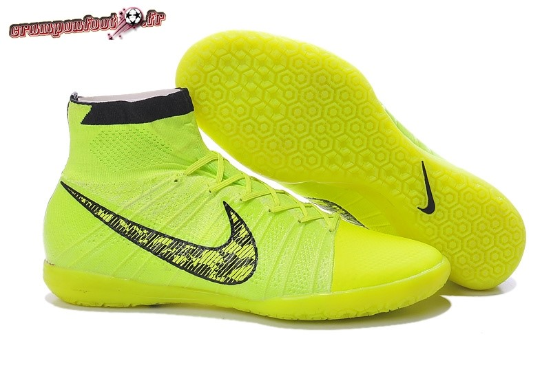 Offres Chaussure Nike Elastico Superfly INIC Vert Fluorescent En Ligne