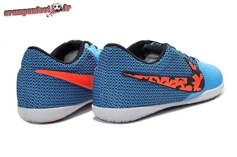 Trouver - Chaussure Nike Elastico Pro III INIC Bleu Blanc Pas Cher
