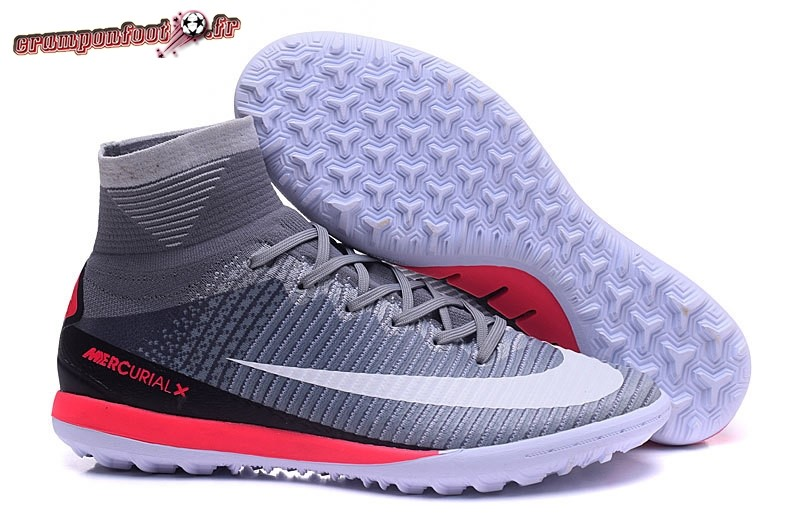 Trouver - Chaussure Nike MagistaX Proximo II TF Gris Blanc Rouge En Ligne