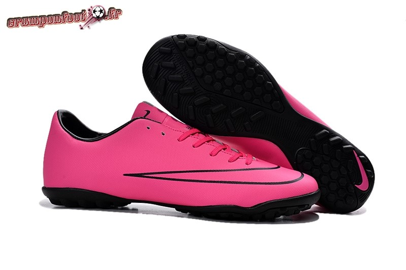 Trouver - Chaussure Nike Mercurial X Victory TF Rouge - Crampon de Foot